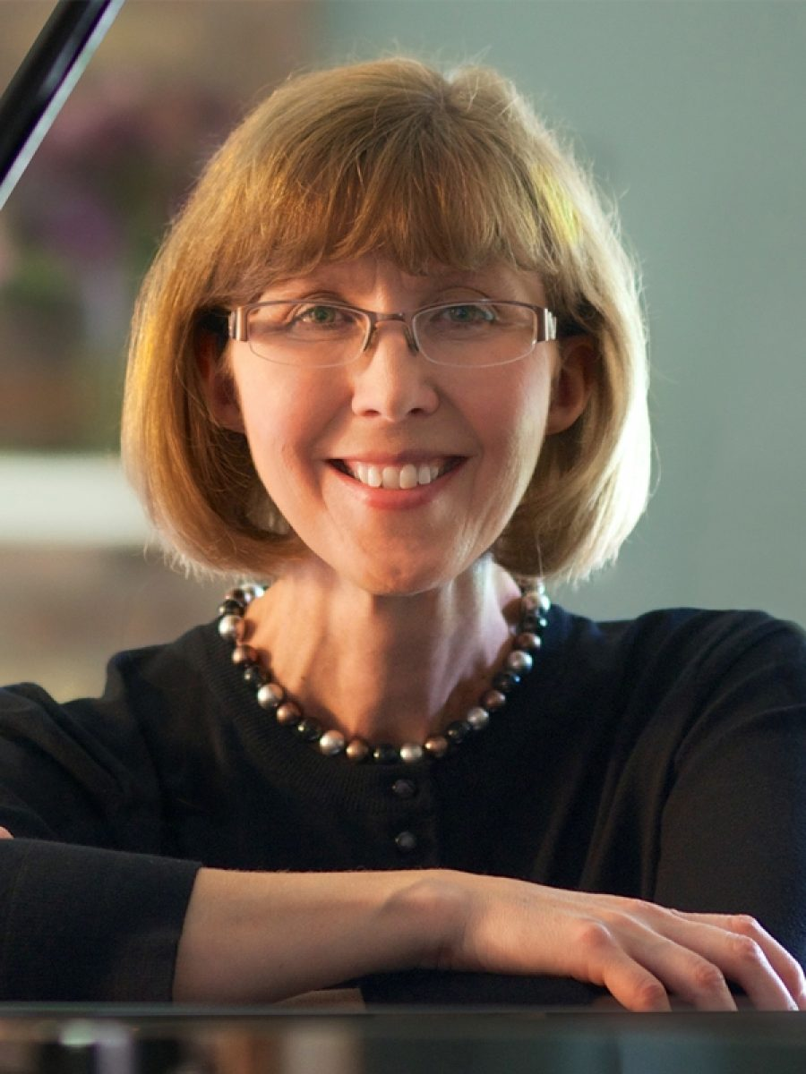 Portrait of Sonja Grimes
