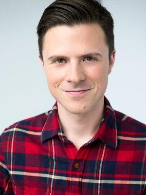 Portrait of Daniel McLaughlin