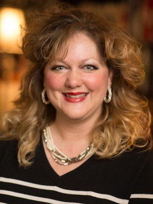 Portrait of Jennifer Hunter