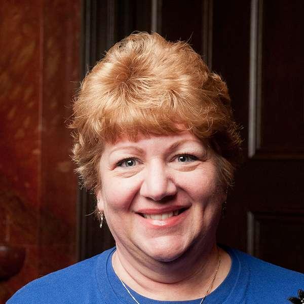 Portrait of Doreen Hutchings