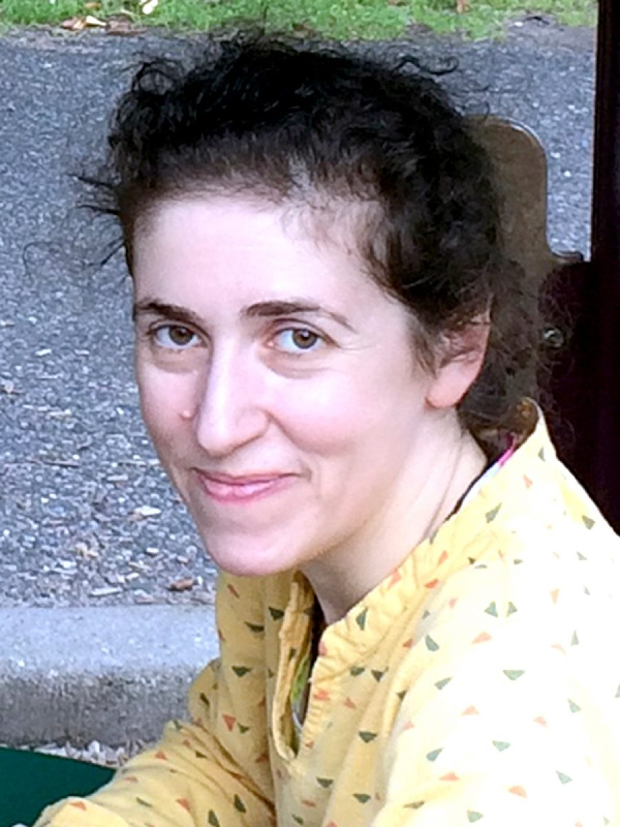 Portrait of Galina Ajunts