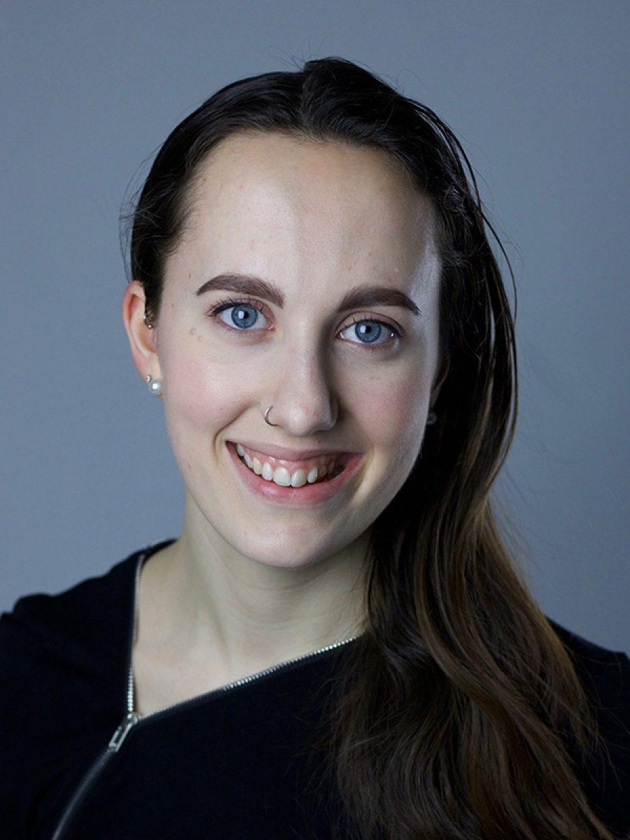 Portrait of Simone Currie