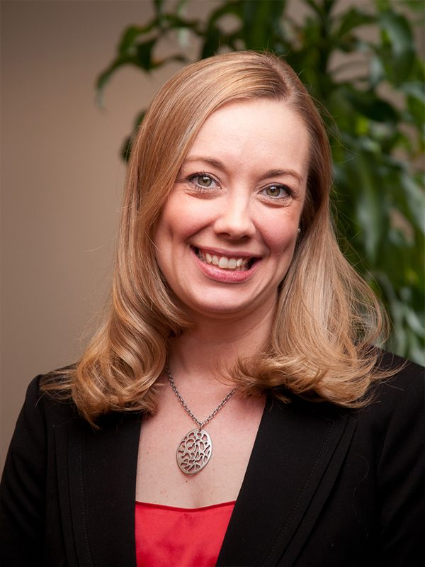 Portrait of Lara Bronnson