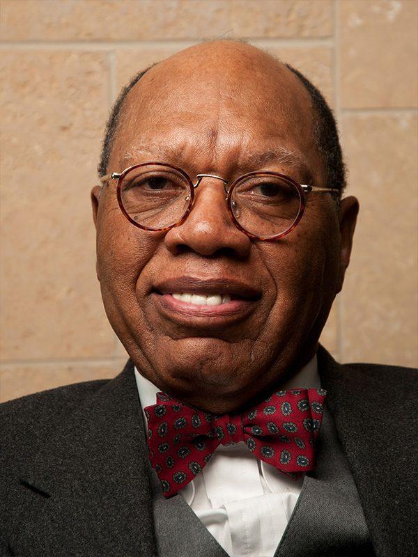 Portrait of Vernon Pollard