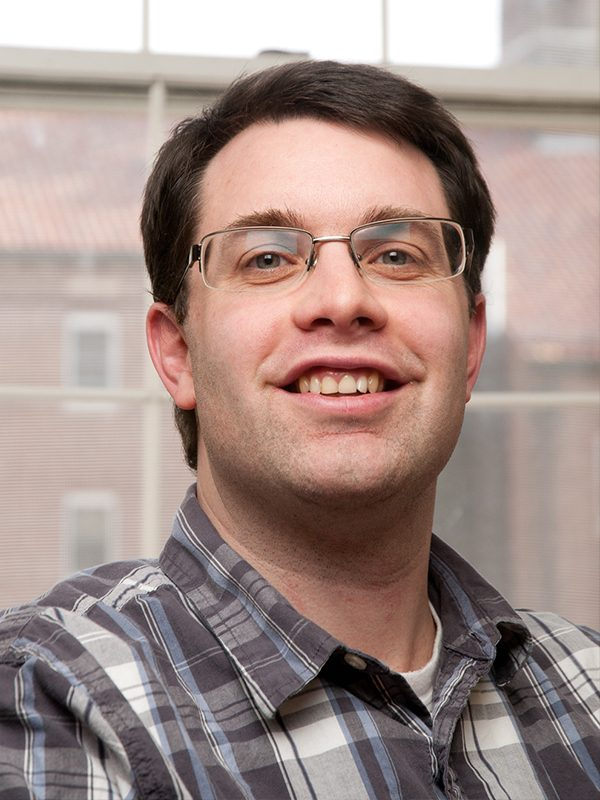 Portrait of Jonathan Zderad