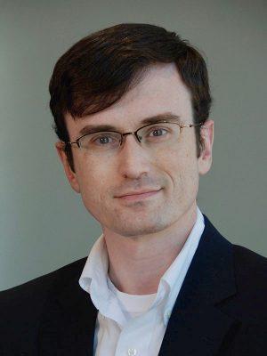 Portrait of Nathan Lentfer