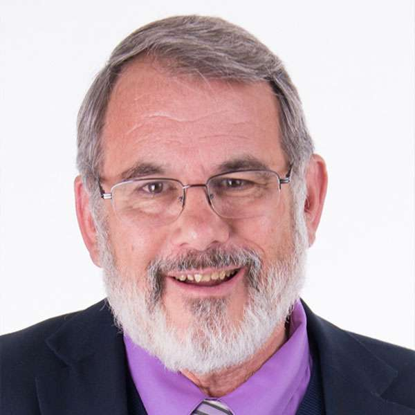 Portrait of Dale Hutchcraft