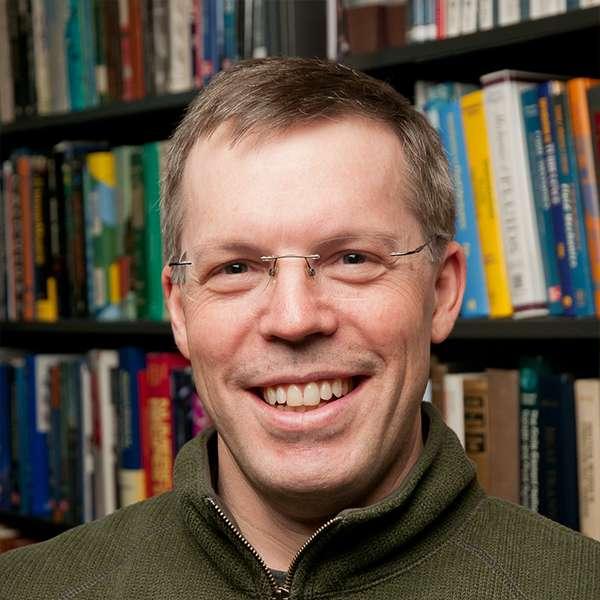 Portrait of Matthew Hyre