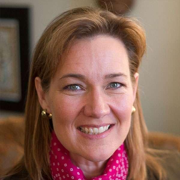 Portrait of Melissa Mork
