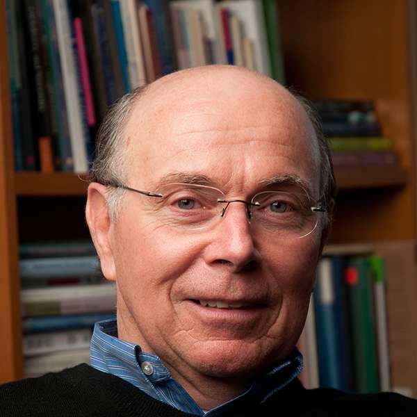 Portrait of Walter Schultz