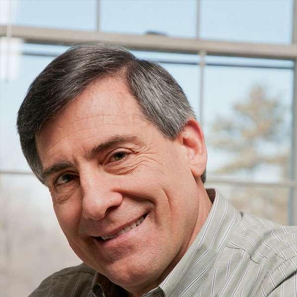 Portrait of Bruce Simat