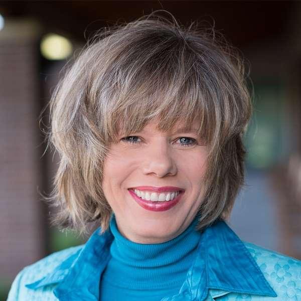 Portrait of Twila Jensen