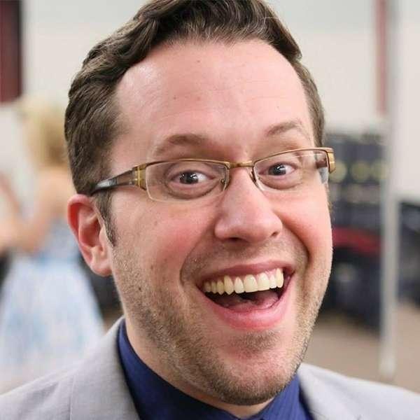 Portrait of Evan Jones
