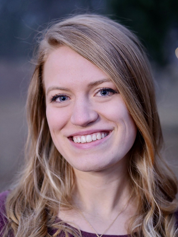 Portrait of Victoria Dennis