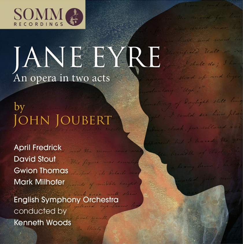 Photo of Jane Eyre CD cover