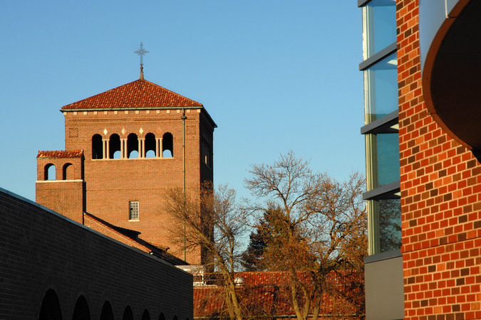 Nazareth hall tower