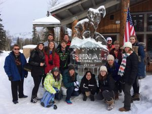 Group at Denali National Park