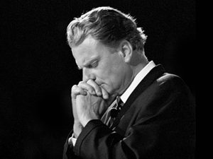 Portrait of Billy Graham, 1918-2018