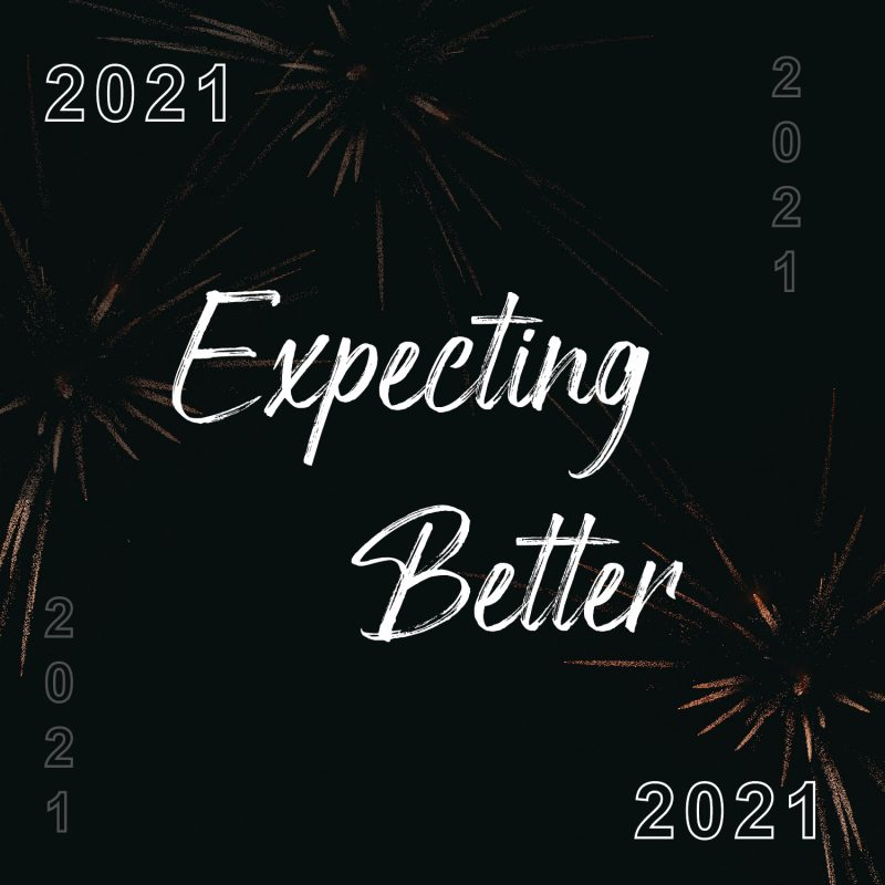 Graphic for Expecting Better