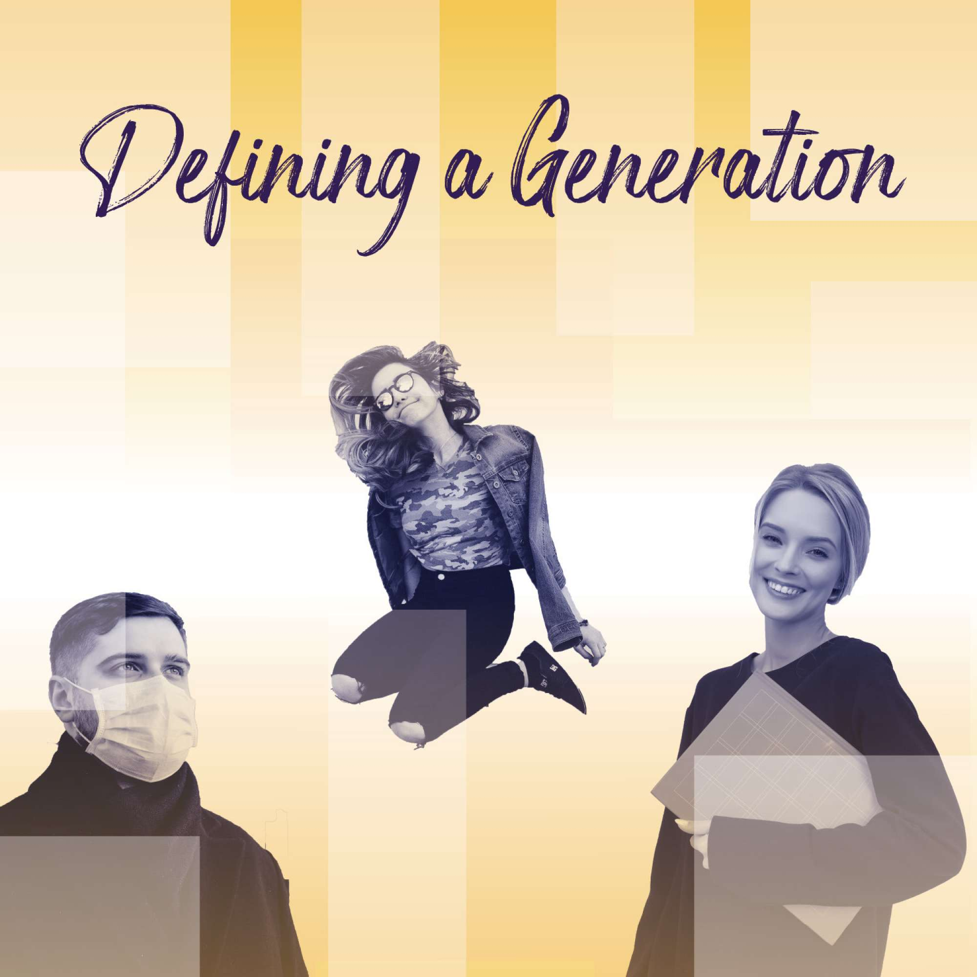 graphic for defining a generation