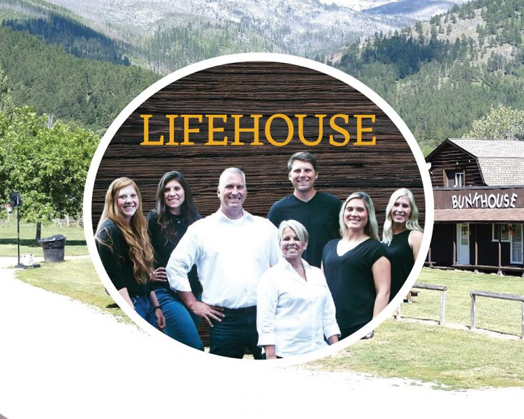 Lifehouse family picture