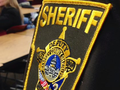 Sheriff sleeve patch