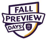 Fall Preview Days logo