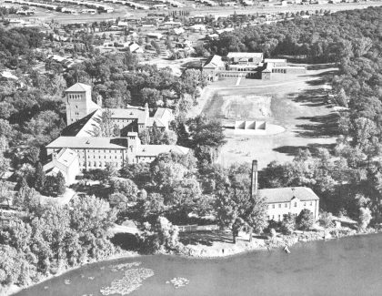 Historical image of Northwestern