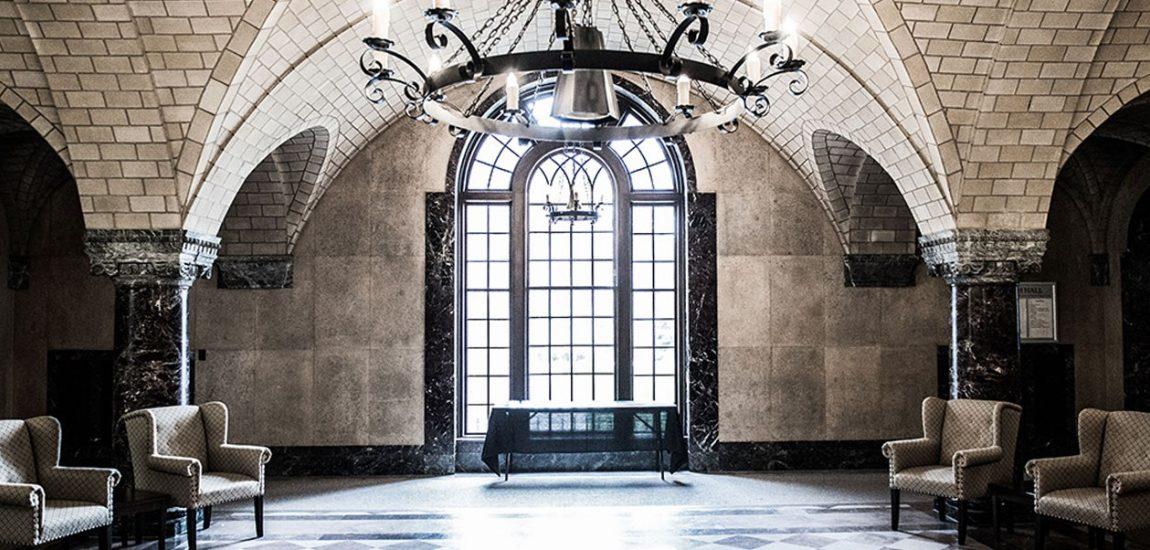 Nazereth Chapel lobby
