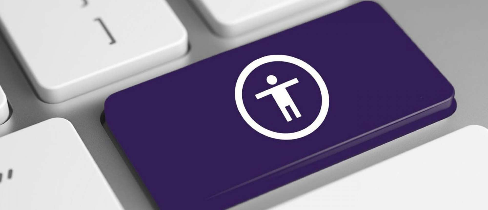 ADA accessibility person icon