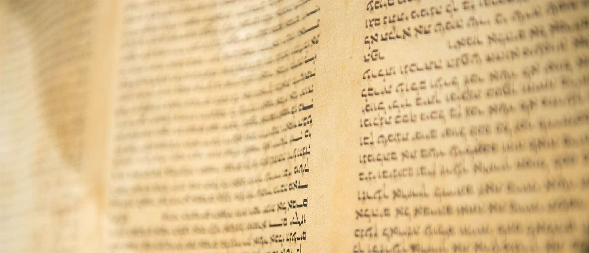 Upclose of world languages textbook
