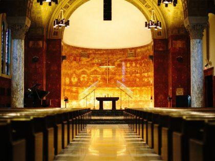 Nazareth chapel