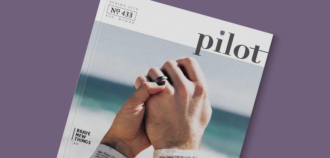 Pilot cover 2018