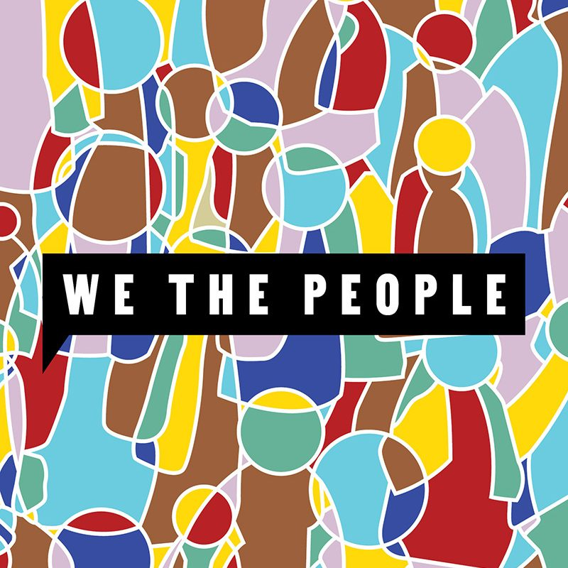 graphic for We The People