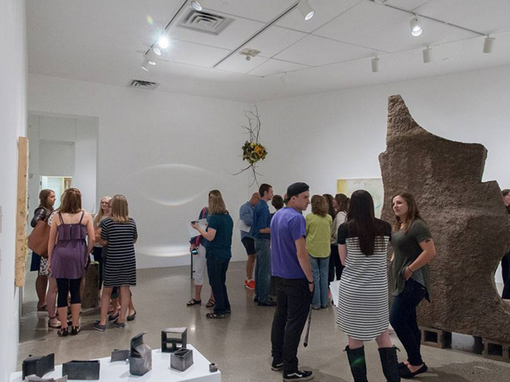 event in denler gallery
